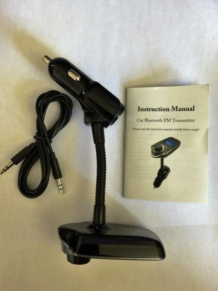 T10 Car Bluetooth Transmitter | RevTechsReview